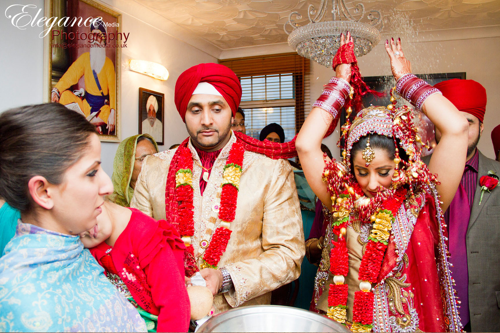 sikh wedding photography, asian wedding photographer