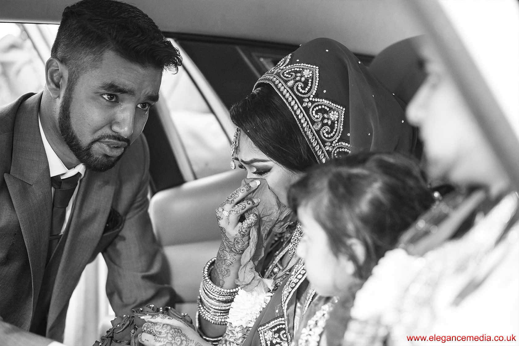 the farewell | asian wedding photography