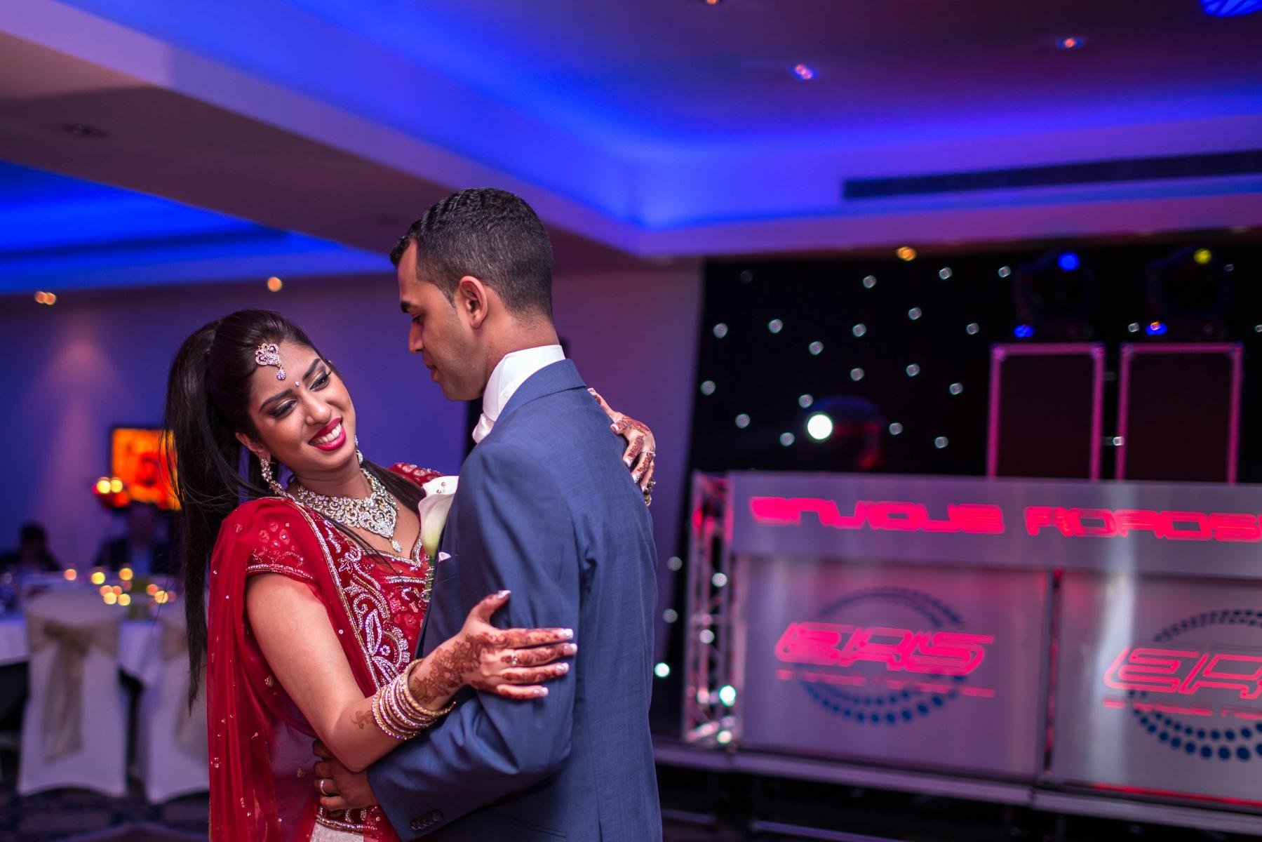 the dance | asian wedding photography