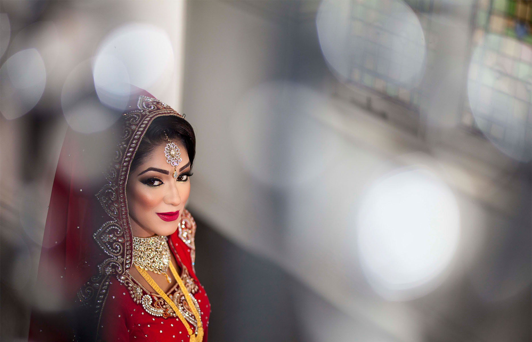 asian wedding photography | Bridal Portrait